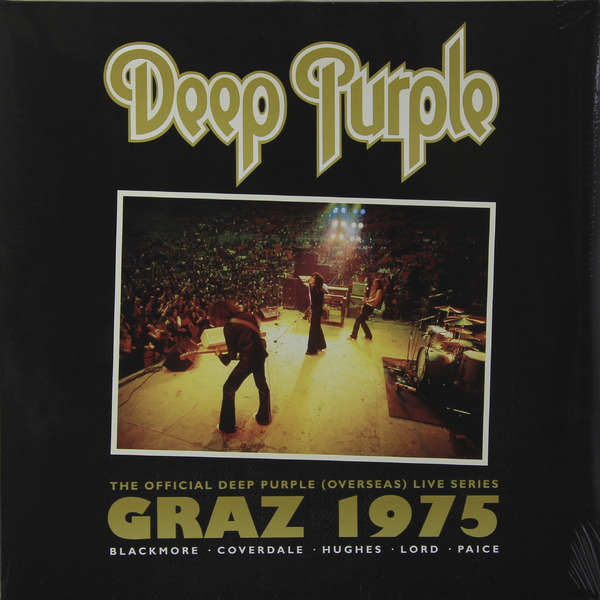 Deep Purple Deep Purple - Graz 1975 (2 LP) deep purple киев