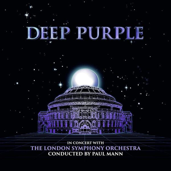 Deep Purple Deep Purple - In Concert With London Symphony Orchestra (3 Lp+2 Cd) md3010ii metal detector underground deep mine silver digger treasure hunter fully automatic with lcd display panning for gold