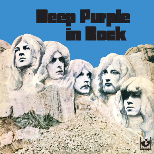 Deep Purple Deep Purple - In Rock (colour)