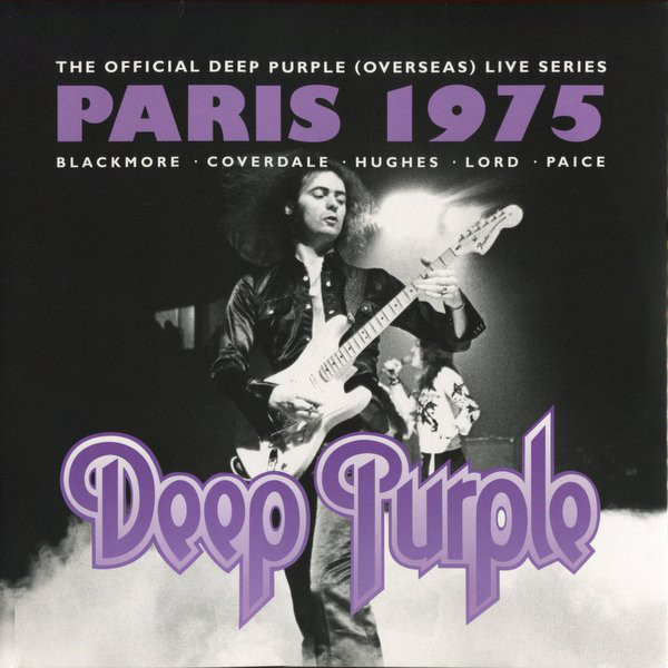 Deep Purple Deep Purple - Live In Paris 1975 (3 LP) deep purple deep purple lp