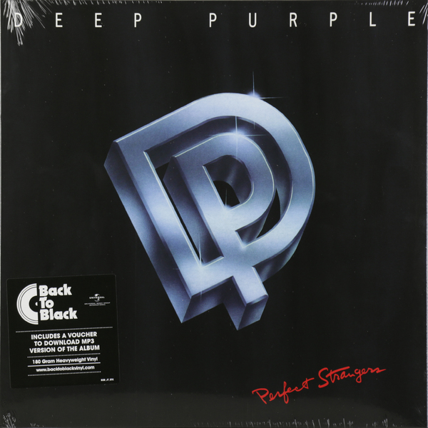 цена на Deep Purple Deep Purple - Perfect Strangers (180 Gr)