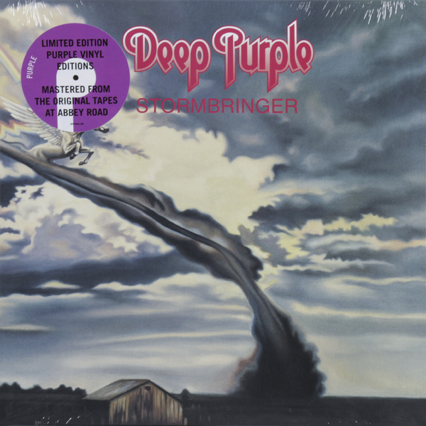 Deep Purple - Stormbringer (colour)