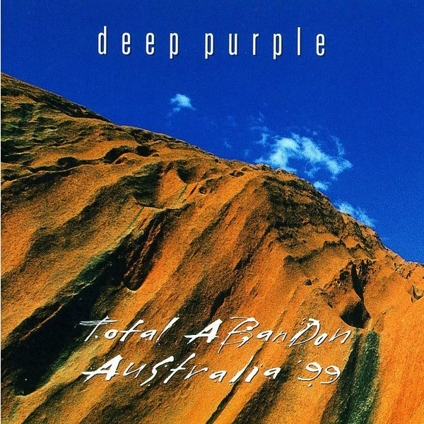 Deep Purple Deep Purple - Total Abandon - Australia '99 (2 Lp+cd)