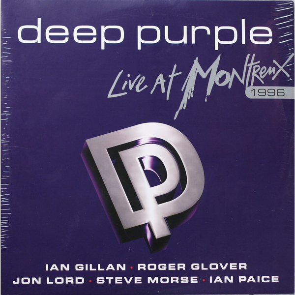 Deep Purple Deep Purple - Live At Montreux 1996 (180 Gr)