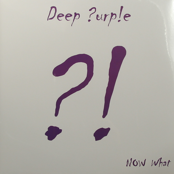 Deep Purple Deep Purple - Now What?! (2 LP) purple rain lp cd