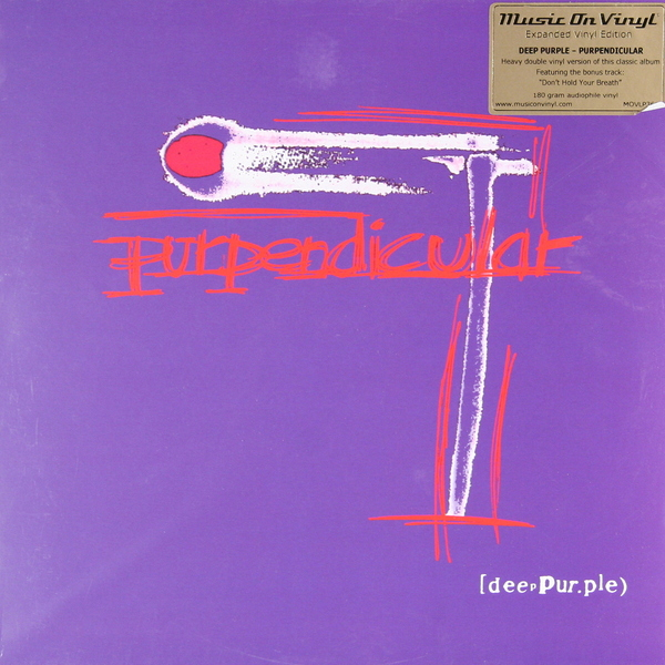 Deep Purple Deep Purple - Purpendicular (2 Lp, 180 Gr) deep purple deep purple live at montreux 1996 180 gr