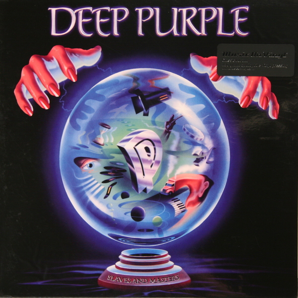 цена Deep Purple Deep Purple - Slaves Masters (180 Gr)