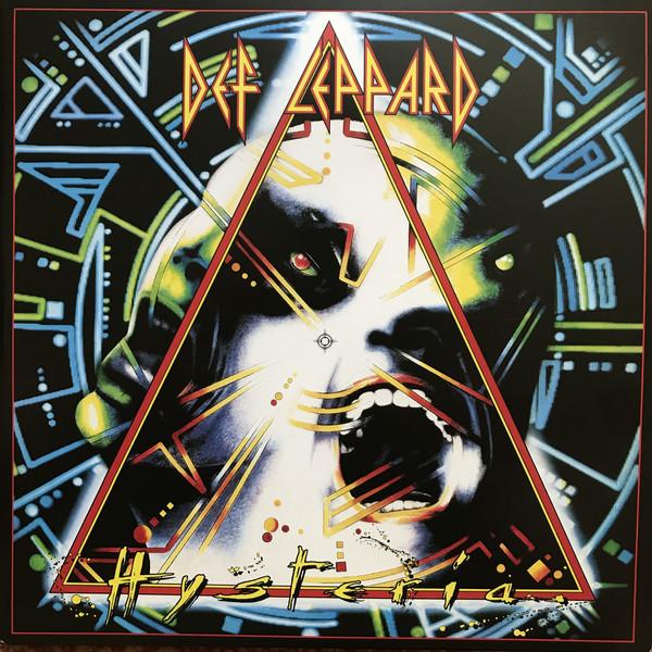Def Leppard Def Leppard - Hysteria (2 LP) def leppard birmingham