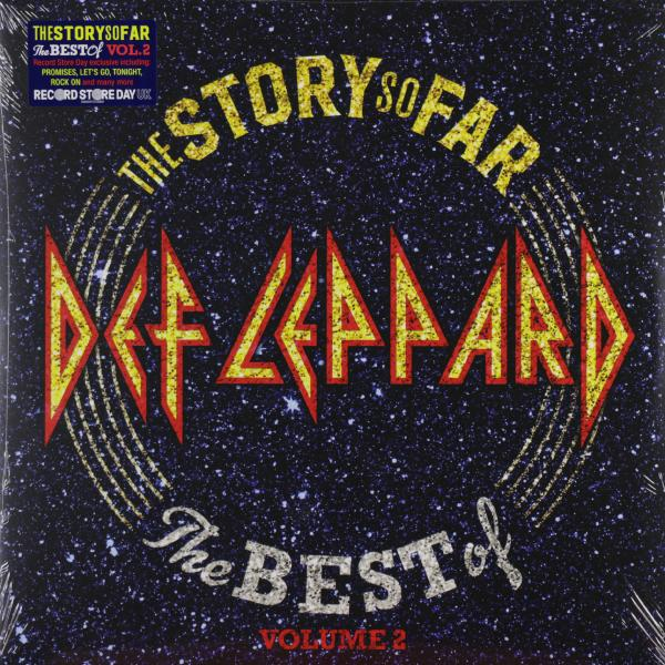 цена на Def Leppard Def Leppard - The Story So Far, Vol.2 (2 LP)