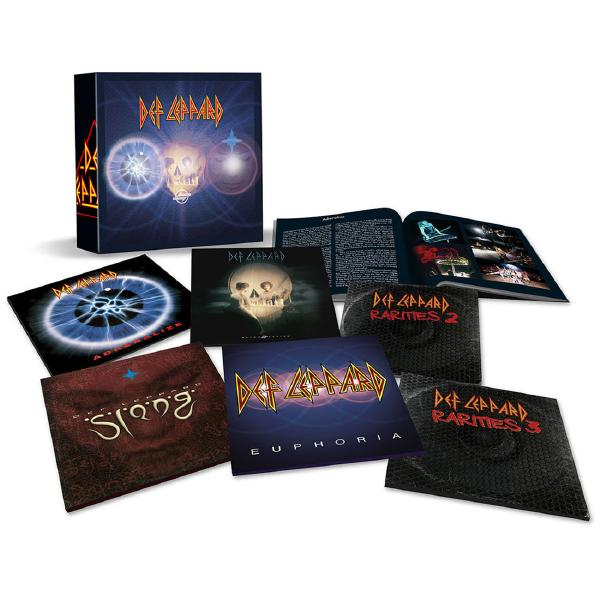 Def Leppard Def Leppard - The Vinyl Collection Vol.2 (10 LP) недорого