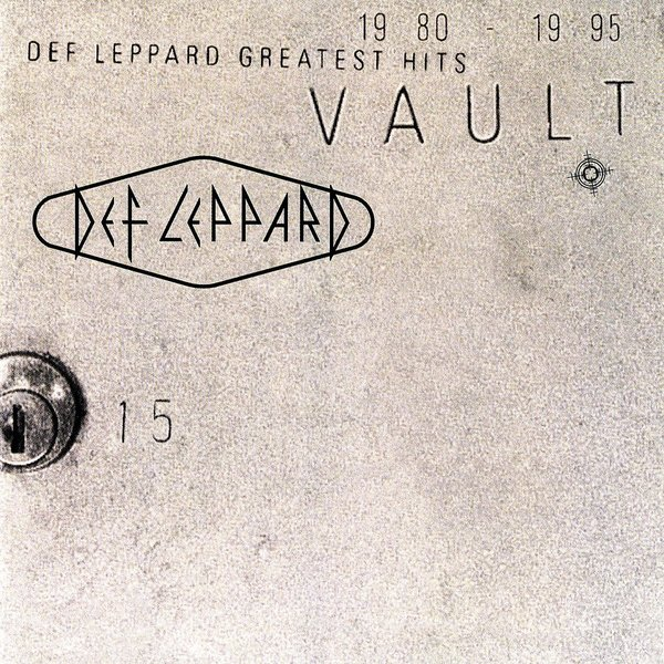 Def Leppard Def Leppard - Vault: Greatest Hits (2 LP) queen greatest hits ii 2 lp