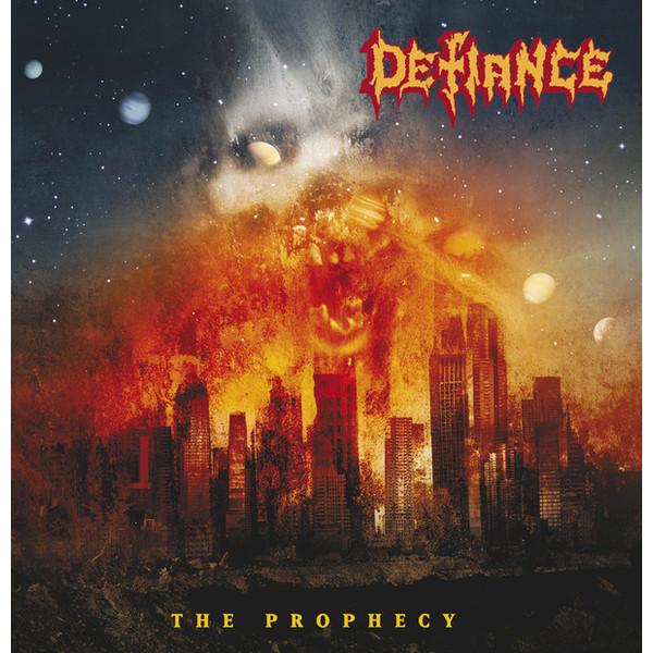 Defiance Defiance - The Prophecy (180 Gr) prophecy