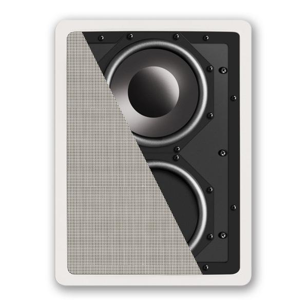 Встраиваемый сабвуфер Definitive Technology IWSub 10/10 White (уценённый товар) 3522b003aa lv lp31 original nsha230w bulb inside with housing for canon lv 7275 lv 7370 lv 7375 lv 7385 lv 8215 lv 8300 lv8310