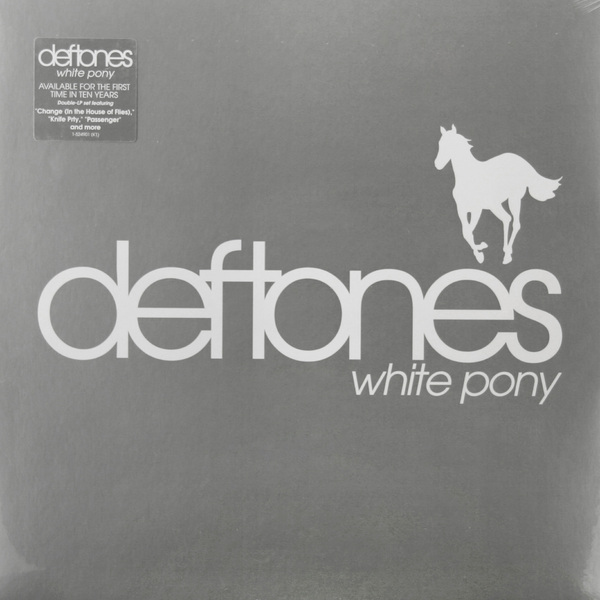 Deftones - White Pony (2 LP)