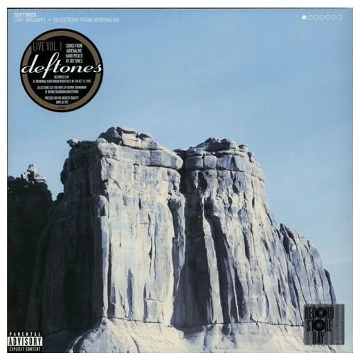 Deftones Deftones - Live: Volume 1 - Selections From Adrenaline