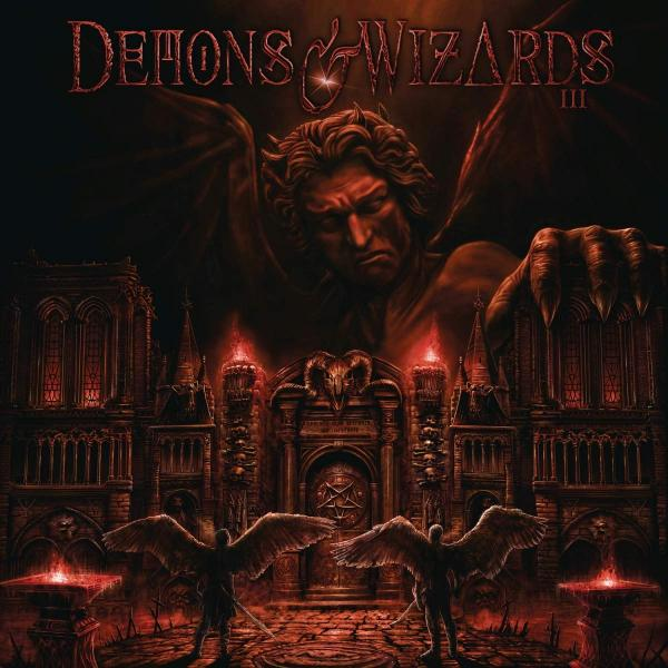 Demons Wizards Demons Wizards - Iii (limited, 2 Lp + 7 + Cd, 180 Gr, Colour)