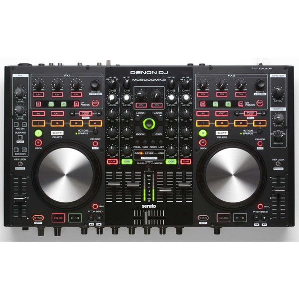 DJ контроллер Denon MC6000MK2