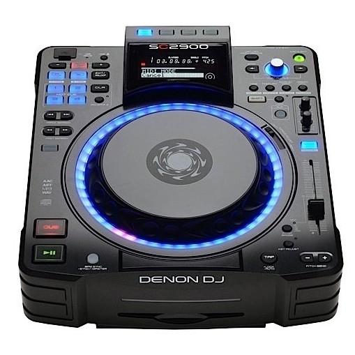 DJ CD проигрыватель Denon DN-SC2900 медиаплеер denon dn f300e2