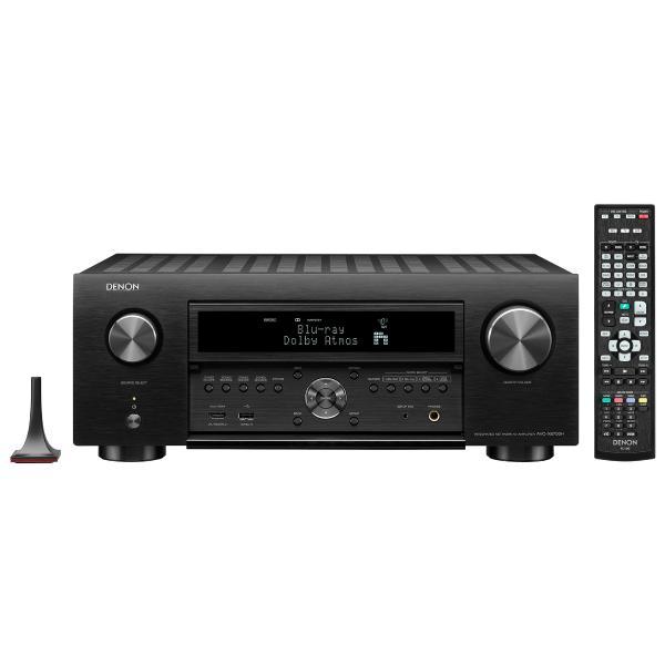 AV ресивер Denon AVC-X6700H Black