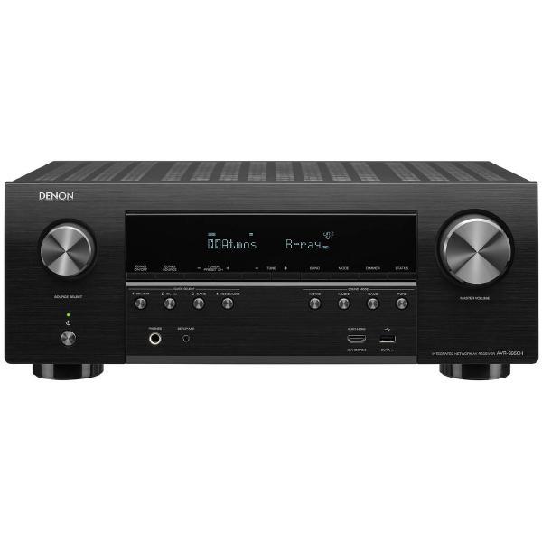 AV ресивер Denon AVR-S950H Black denon avr x2300w