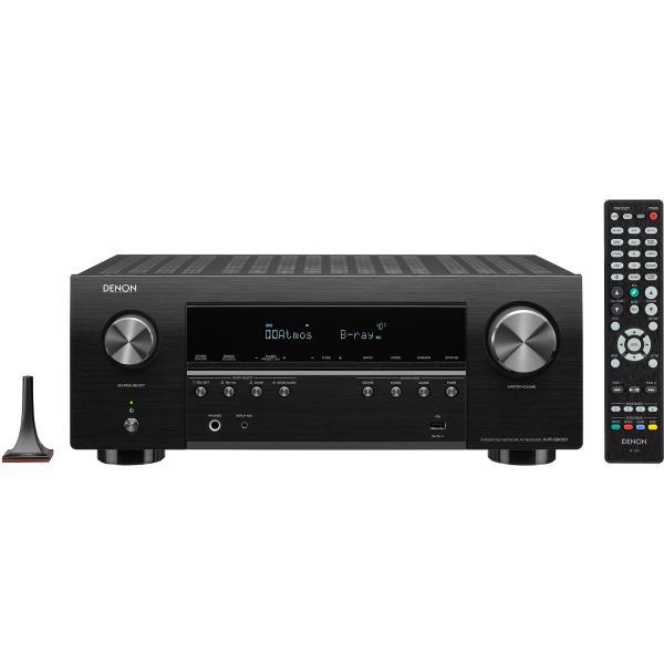 AV ресивер Denon AVR-S960H Black
