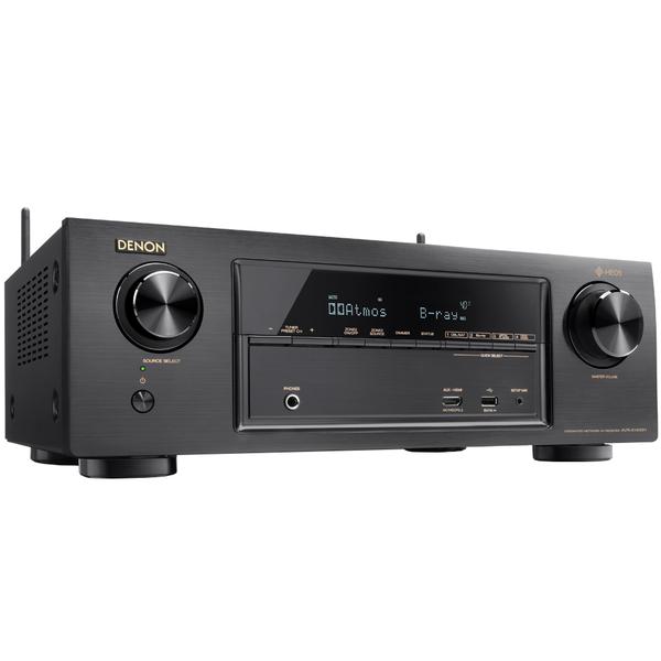AV ресивер Denon AVR-X1400H Black denon avr x4300h black