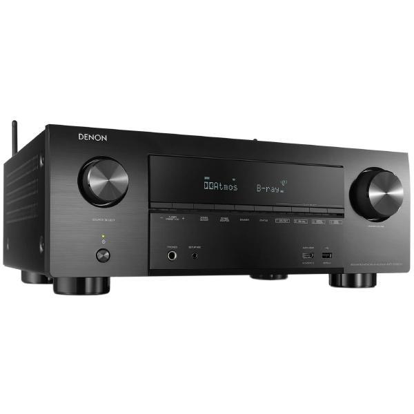 AV ресивер Denon AVR-X3600H Black фото