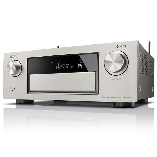 AV ресивер Denon AVR-X6300H Silver