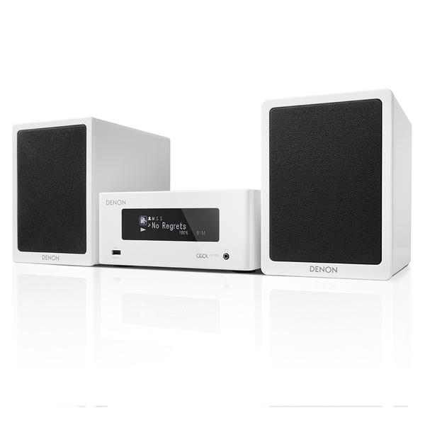 Hi-Fi минисистема Denon CEOL Piccolo N4 White минисистема denon d m41
