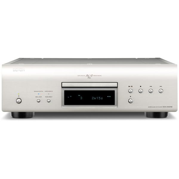 CD проигрыватель Denon DCD-2500NE Silver