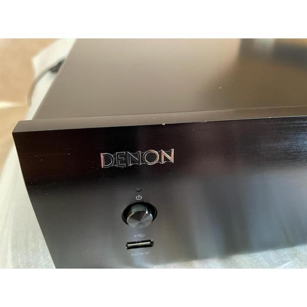 CD-проигрыватель Denon DCD-800NE Black (уценённый товар)