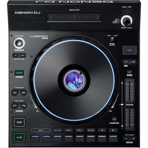 DJ контроллер Denon LC6000 Prime