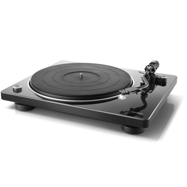 Виниловый проигрыватель Denon DP-400 Black проигрыватель виниловых дисков denon dp 400