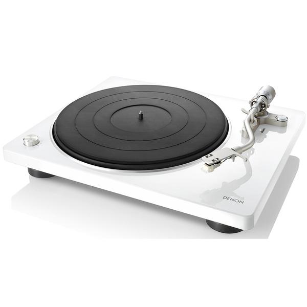 Виниловый проигрыватель Denon DP-400 White проигрыватель виниловых дисков denon dp 400
