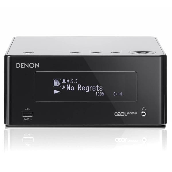 Стереоресивер Denon DRA-N4 Black стереоресивер denon dra 100 silver black