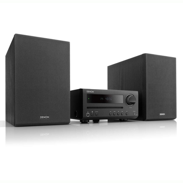 Hi-Fi минисистема Denon DT-1 Black microlab h21 hi fi 4 0 bluetooth speaker 2 0 мультимедиа активный акустический динамик