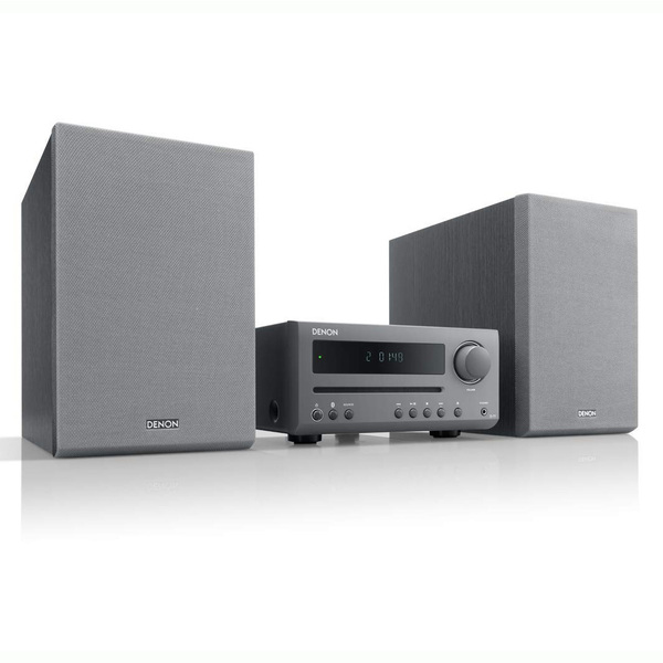 Hi-Fi минисистема Denon DT-1 Grey demo шура руки вверх алена апина 140 ударов в минуту татьяна буланова саша айвазов балаган лимитед hi fi дюна дискач 90 х mp 3