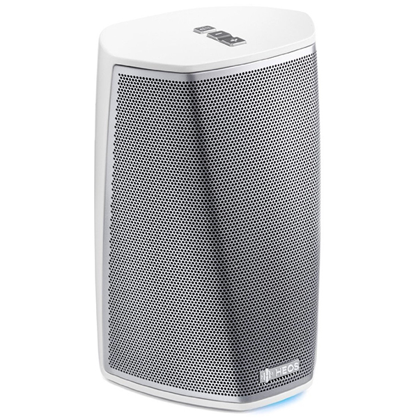 Беспроводная Hi-Fi акустика Denon HEOS 1 White (уценённый товар) беспроводная hi fi акустика denon heos 5 hs2 black