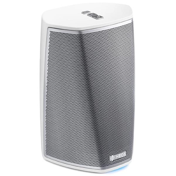 лучшая цена Беспроводная Hi-Fi акустика Denon HEOS 1 White (уценённый товар)