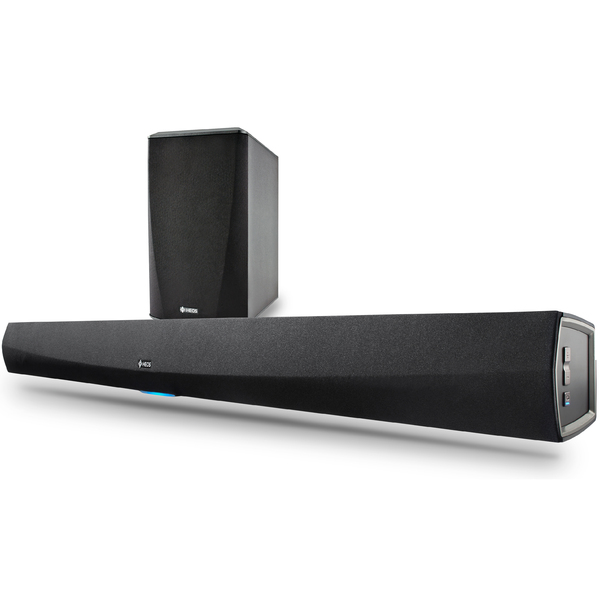 Саундбар Denon HEOS HomeCinema Black саундбар denon dht s514
