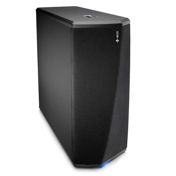 Активный сабвуфер Denon HEOS SUB Black denon heos wireless amplifier