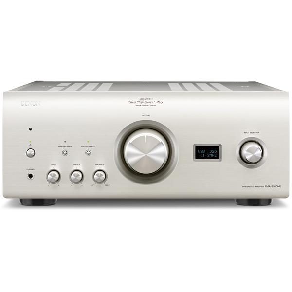 Фото - Стереоусилитель Denon PMA-2500NE Silver аудио усилитель smsl x usb usb iis dsd 384 x usb