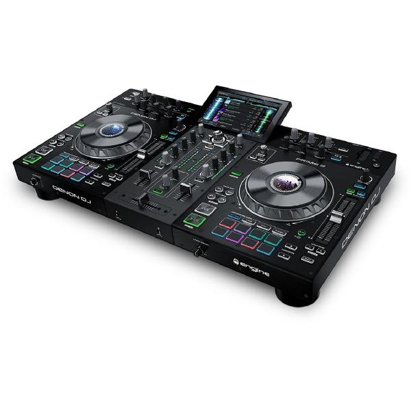 DJ контроллер Denon Prime 2