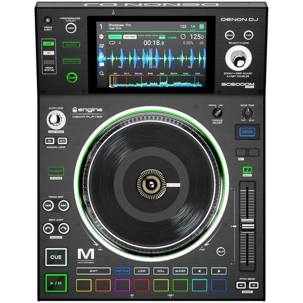 цена на DJ CD проигрыватель Denon SC5000M Prime