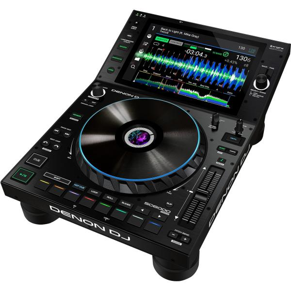 DJ контроллер Denon SC6000 Prime