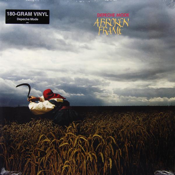 Depeche Mode Depeche Mode - A Broken Frame (180 Gr) depeche mode depeche mode a broken frame lp