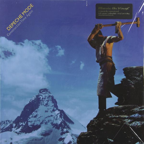 Depeche Mode Depeche Mode - Construction Time Again depeche mode depeche mode a broken frame 180 gr