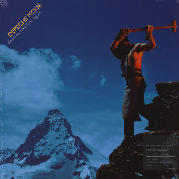 Depeche Mode - Construction Time Again (180 Gr)