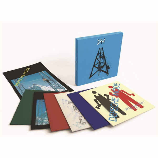 цена на Depeche Mode Depeche Mode - Construction Time Again - The Singles (6 Lp, 180 Gr)
