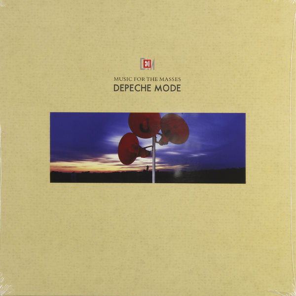 Depeche Mode Depeche Mode - Music For The Masses cd диск depeche mode music for the masses 1 cd